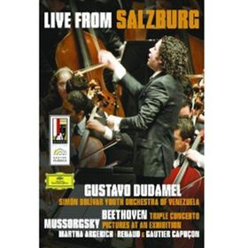 Live from Salzburg:Beethoven/Mussorgs - (Region 1 Import DVD)