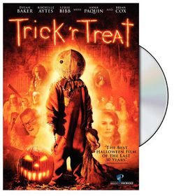 Trick R Treat - (Region 1 Import DVD)