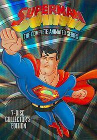 Superman:Comp Anim Series - (Region 1 Import DVD)