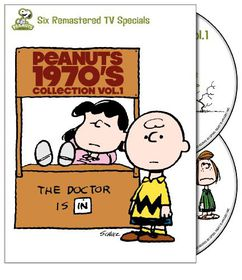 Peanuts 1970's Collection V1 - (Region 1 Import DVD)
