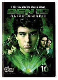 Ben 10:Alien Swarm - (Region 1 Import DVD)