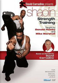 David Carradine's Shaolin Strength Tr - (Region 1 Import DVD)