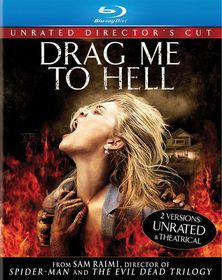 Drag Me to Hell - (Region A Import Blu-ray Disc)