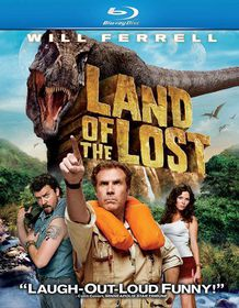 Land of the Lost - (Region A Import Blu-ray Disc)