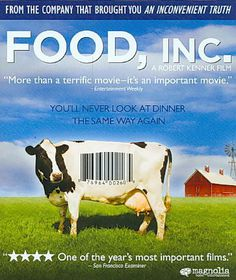 Food Inc - (Region A Import Blu-ray Disc)