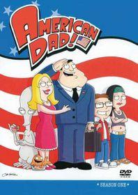 American Dad! Season 1 (DVD)