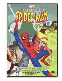 Spectacular Spider Man Vol 5 - (Region 1 Import DVD)