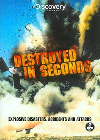 Destroyed in Seconds - (Region 1 Import DVD)