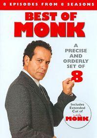 Best of Monk - (Region 1 Import DVD)