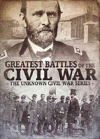 Greatest Battles of the Civil War - (Region 1 Import DVD)