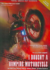 I Bought a Vampire Motorcycle - (Region 1 Import DVD)