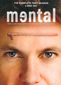 Mental Season 1 - (Region 1 Import DVD)