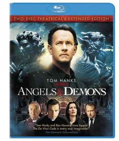 Angels & Demons - (Region A Import Blu-ray Disc)