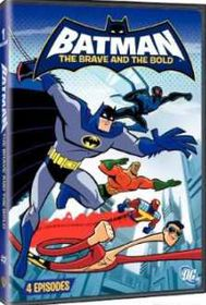 Batman Brave & Bold Vol 2 (DVD)