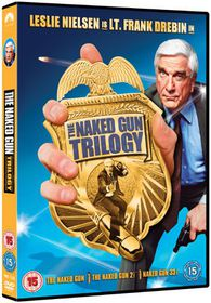 The Naked Gun Trilogy - (Import DVD)