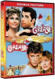 Grease / Grease 2 - (Import DVD)