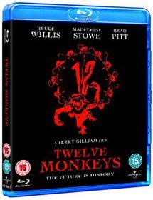 Twelve Monkeys - (Import Blu-ray Disc)