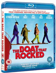 The Boat That Rocked - (Import Blu-ray Disc)