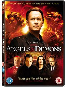 Angels and Demons - (Import DVD)