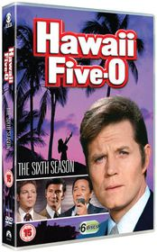 Hawaii Five-0: Season 6 - (Import DVD)