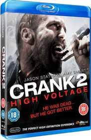 Crank 2 - High Voltage - (Import Blu-ray Disc)