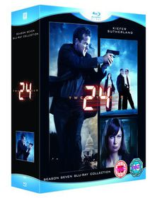 24: Season 7 - (Import Blu-ray Disc)