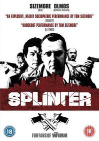 Splinter - (Import DVD)