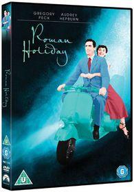 Roman Holiday - (Import DVD)