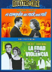 Al Compas Del Rock and Roll/La Edad D - (Region 1 Import DVD)