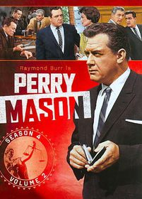 Perry Mason:Fourth Season Vol 2 - (Region 1 Import DVD)