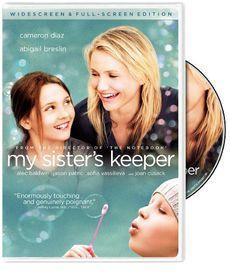 My Sister's Keeper - (Region 1 Import DVD)
