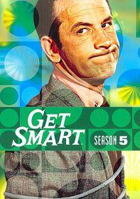 Get Smart Season 5 - (Region 1 Import DVD)