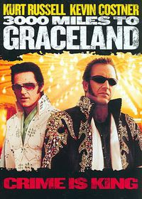 3000 Miles to Graceland - (Region 1 Import DVD)