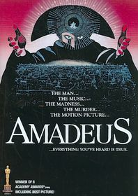 Amadeus - (Region 1 Import DVD)