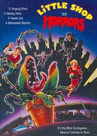 Little Shop of Horrors - (Region 1 Import DVD)
