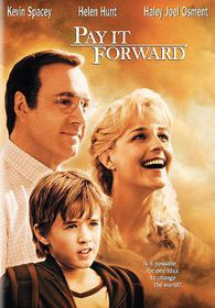 Pay It Forward - (Region 1 Import DVD)