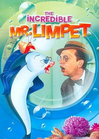 Incredible Mr. Limpet - (Region 1 Import DVD)