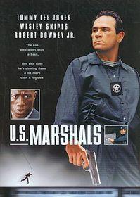 Us Marshals - (Region 1 Import DVD)