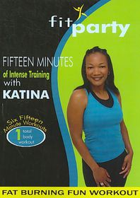 Katina Hunter:Fit Party Fat Burning F - (Region 1 Import DVD)