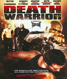 Death Warrior - (Region A Import Blu-ray Disc)