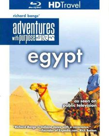 Adventures with Purpose:Egypt - (Region A Import Blu-ray Disc)