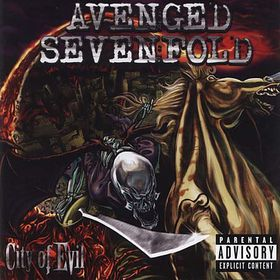 Avenged Sevenfold - City Of Evil (CD)