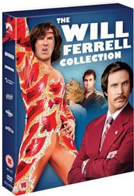The Will Ferrell Collection - (Import DVD)