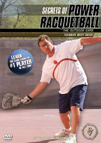Secrets of Power Racquetball: The Outdoor Game - (Import DVD)