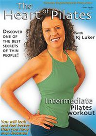 The Heart of Pilates: Intermediate Pilates Workout - (Import DVD)