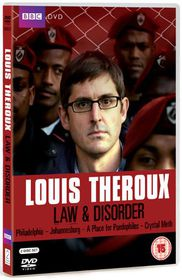 Louis Theroux Law & Disorder Collection (DVD)