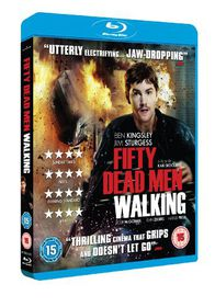 Fifty Dead Men Walking - (Import Blu-ray Disc)