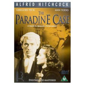 The Paradine Case - (Import DVD)
