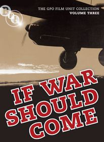 The GPO Film Unit Collection: Volume 3 - If War Should Come - (Import DVD)