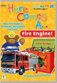 Here Comes A... Fire Engine! - (Import DVD)